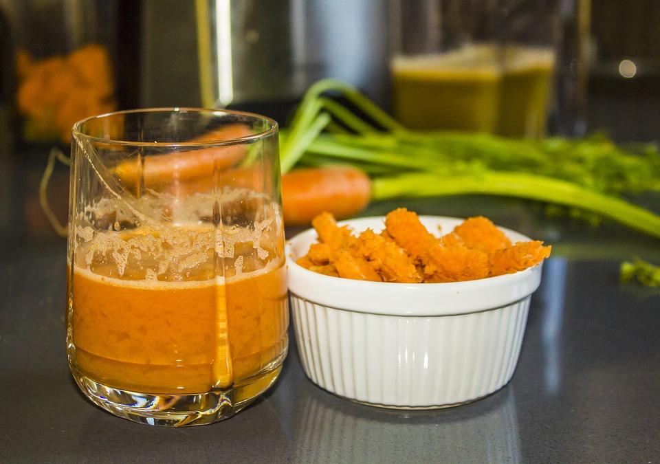 сок моркови польза
