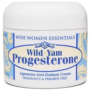 прогестерон крем
