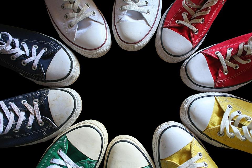 Пищевая сода - отличный дезодорант для обуви