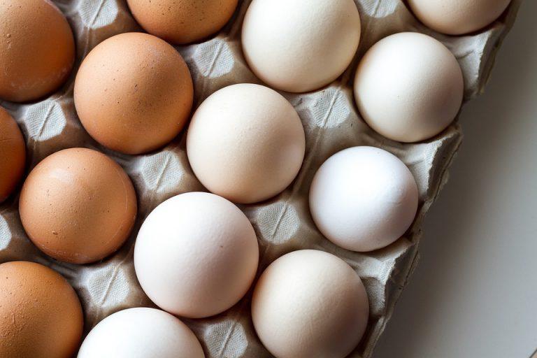 Маски из белка яиц для лица