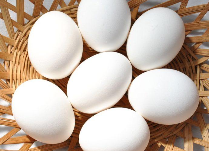 маска для лица с белком яйца