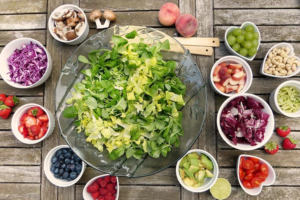 Фрукты и овощи помогут вам выполнить норму клетчатки в день