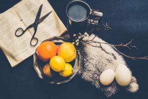 Домашняя маска для лица из белка яйца и лимона для жирной и проблемной кожи