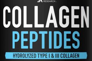 Пептиды гидролизованного коллагена – превосходная порошковая форма добавки коллагена