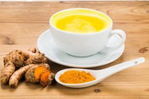 Чай с куркумой – польза и рецепт