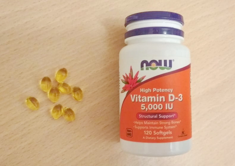 Витамин D сколько принимать