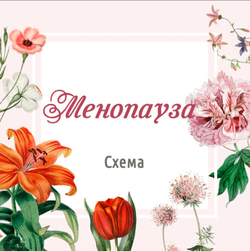 протокол менопауза